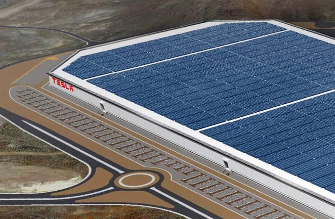 tesla-gigafactory-solar-roof